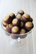 Brown Butter Buckeyes